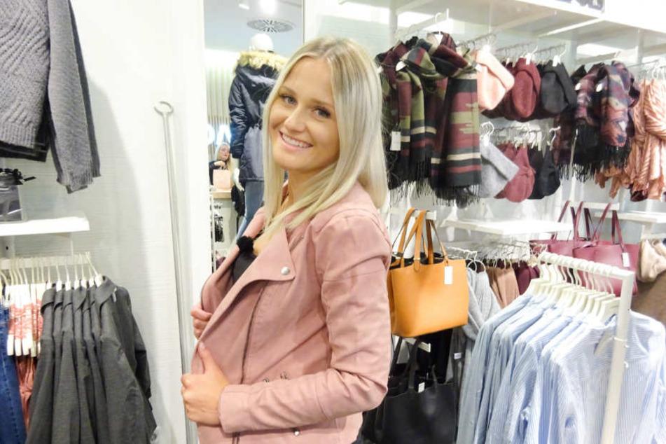 Anna (24) will die erste Shopping Queen aus Paderborn werden.