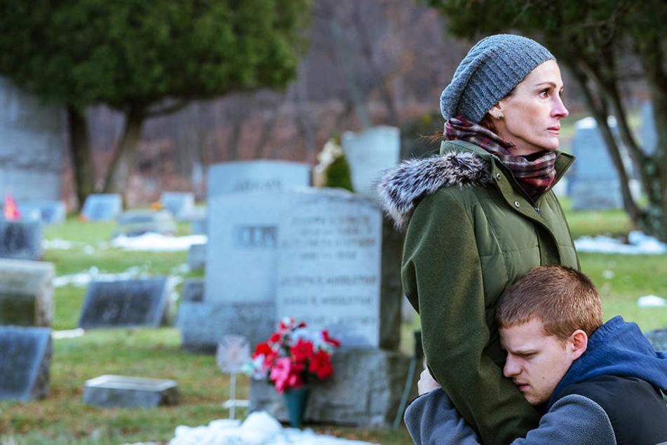 """Überragend: Julia Roberts als Mutter eines Drogensüchtigen im Kinofilm """"Ben Is Back""""!"""
