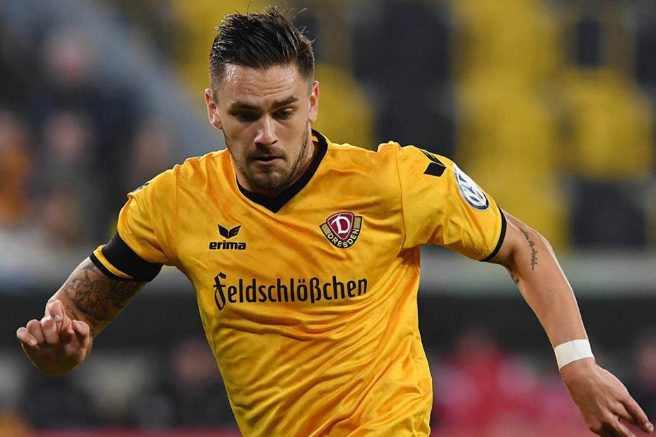 Pascal Testroet schoss Bielefeld einst zum Aufstieg in die 2. Bundesliga.