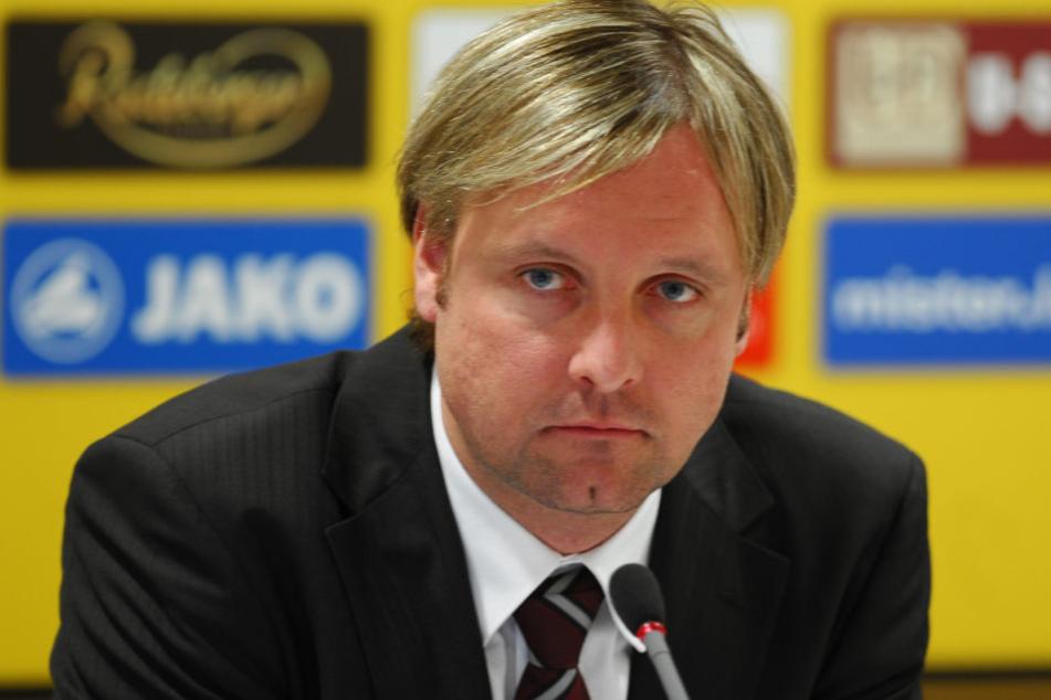 Stefan Bohne wird neuer CFC-Geschäftsführer.