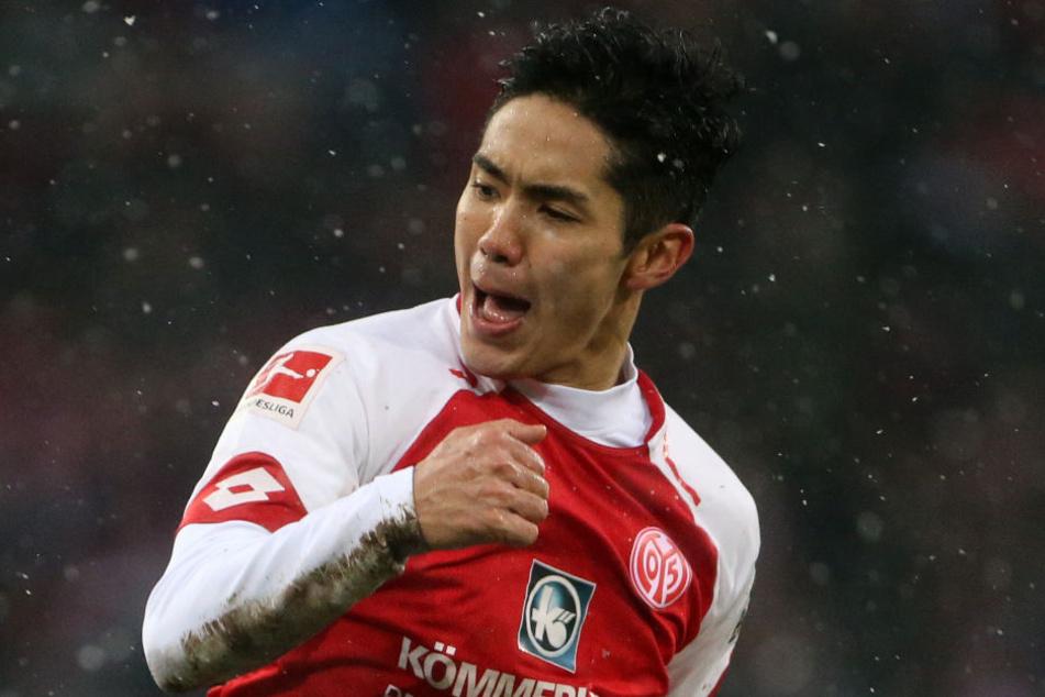 Hat den FSV Mainz 05 aus der Krise geschossen: Yoshinori Muto.