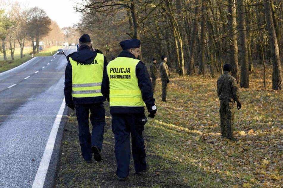 In Polen trainierten Veterinärbehörden, Polizei und Militär diese Woche bereits den Ernstfall.