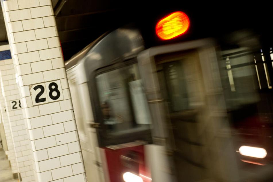 Eine U-Bahn in New York. (Symbolbild)