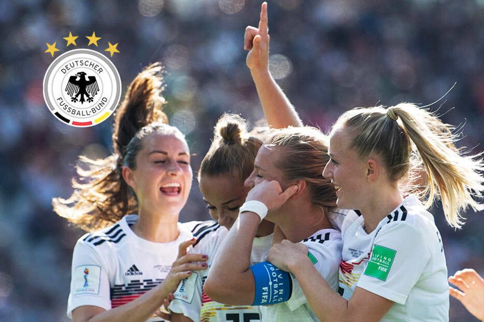 Viertelfinale! DFB-Frauen nach klarem Sieg gegen Nigeria weiter