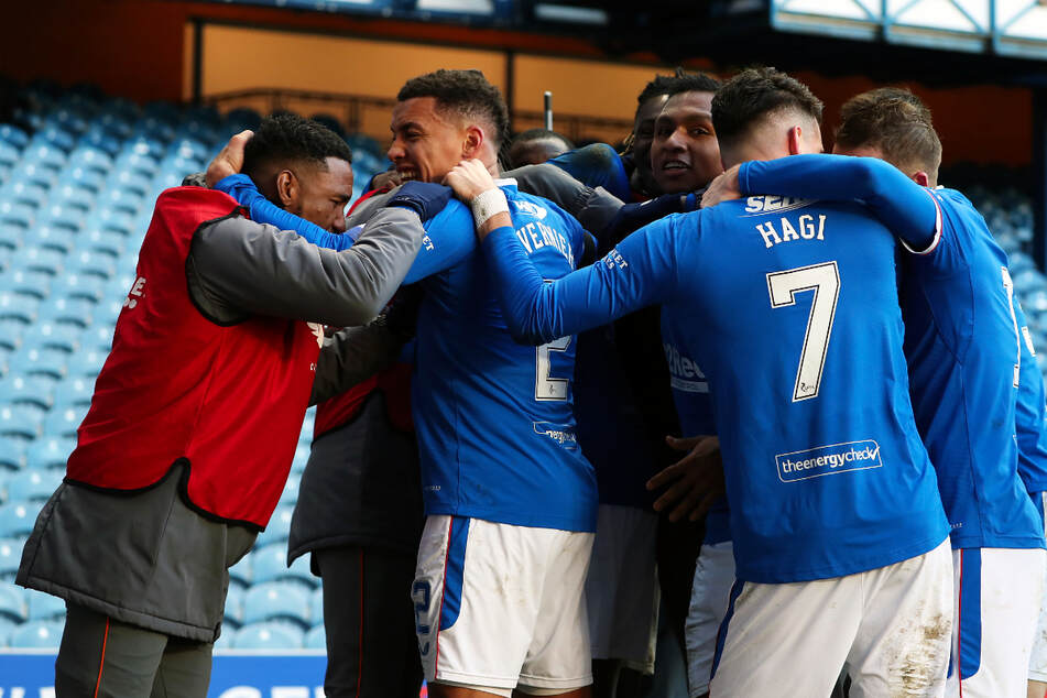 Glasgow Rangers rocken Schottland! Steven Gerrards Team kurz vor der Meisterschaft!