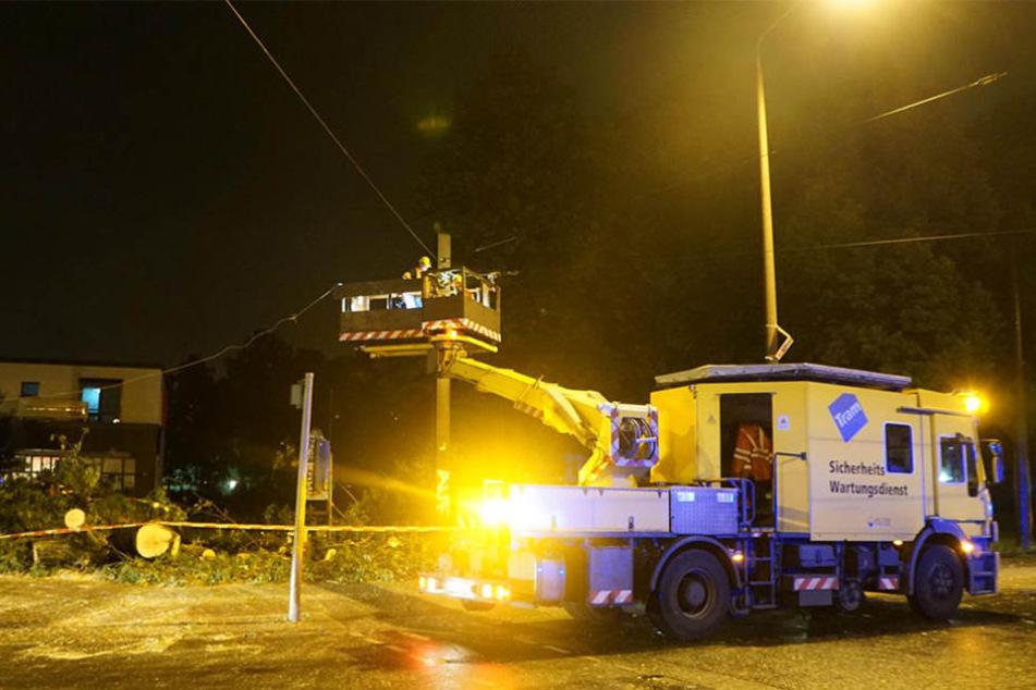 Unwetter-Chaos in Berlin! Feuerwehr verhängt Ausnahmezustand