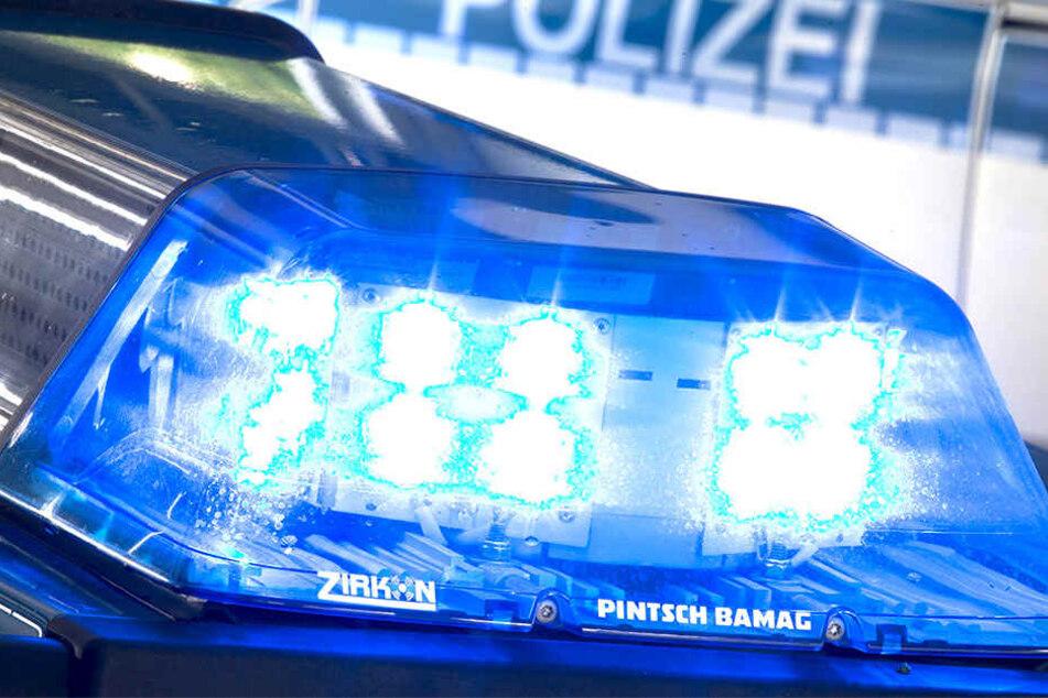 Polizisten suchten die Adresse des Fahrzeughalters auf und wurden dort fündig.