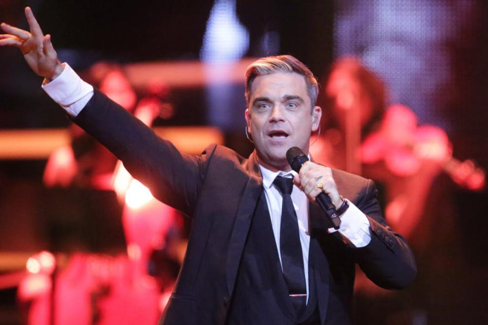 In letzter Zeit hatte Robbie eher weniger für Skandale, als für großartige Stimmung bei seinen Konzerten gesorgt.