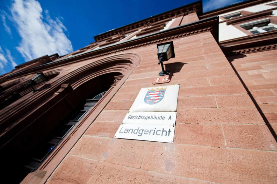 Der Prozess wurde vor dem Landgericht Darmstadt verhandelt (Archivbild).