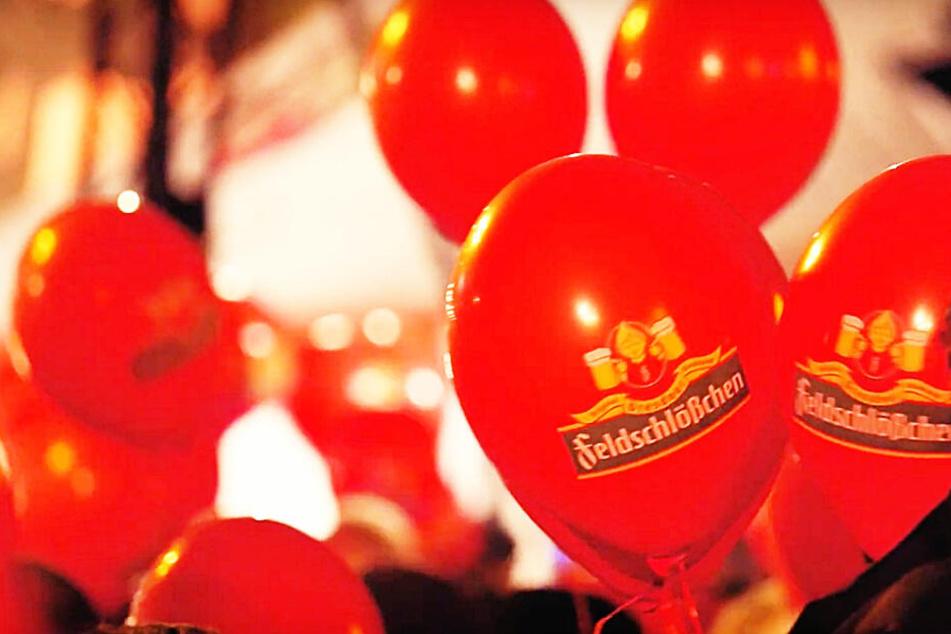 Nach diesen Ballons lohnt es sich, Ausschau zu halten.