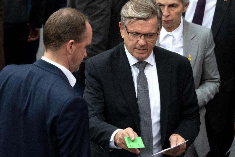 Wieder nix: AfD scheitert erneut bei Wahl zum Bundestagsvize