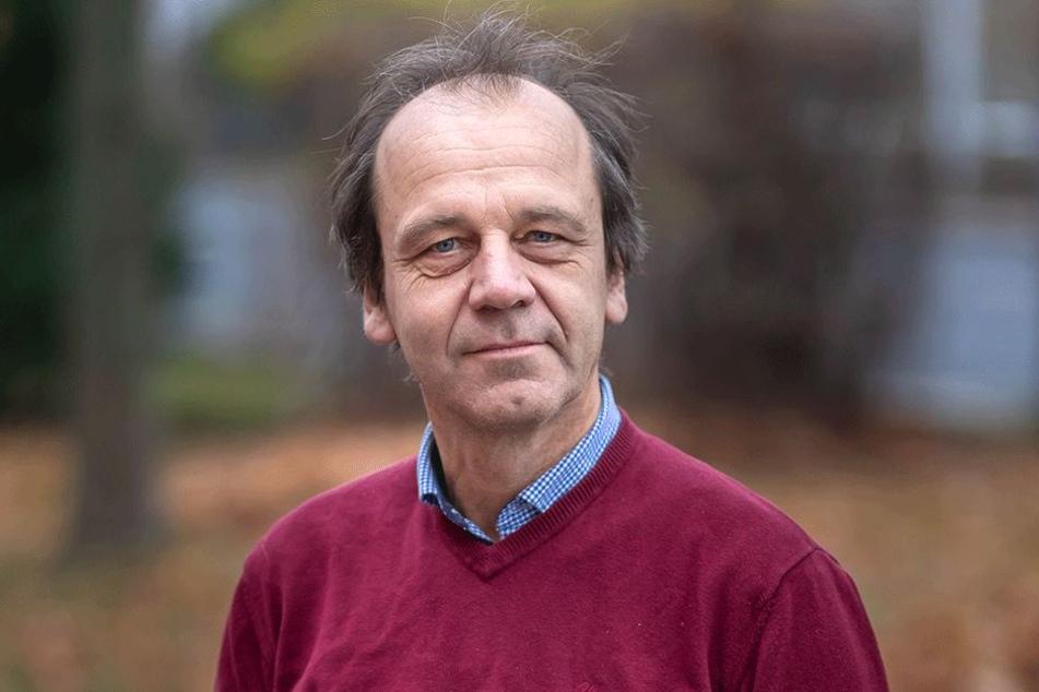 Verkehrspsychologe Dr. Bernd Wiesner (53).