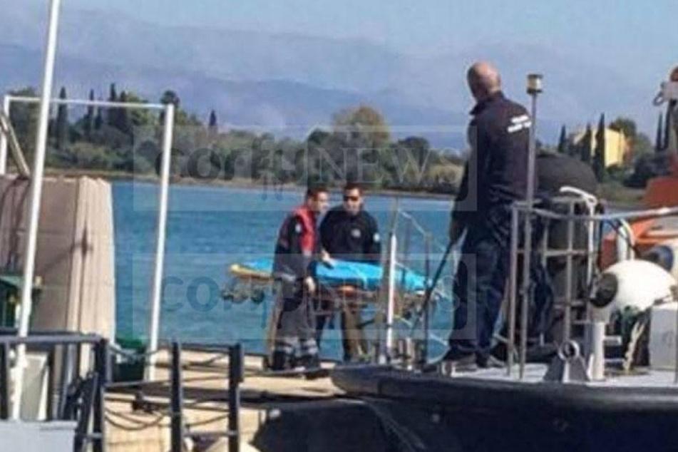 Küstenwache findet bewusstlose Frau, wenig später ist sie tot