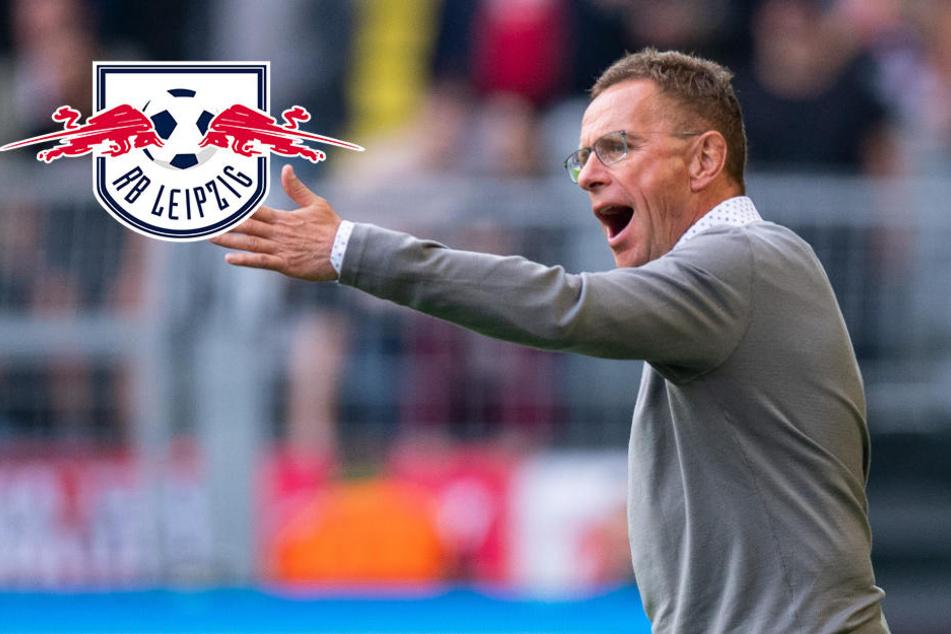 Europa-League-Playoff-Rückspiel: RB Leipzig zum Siegen verdammt