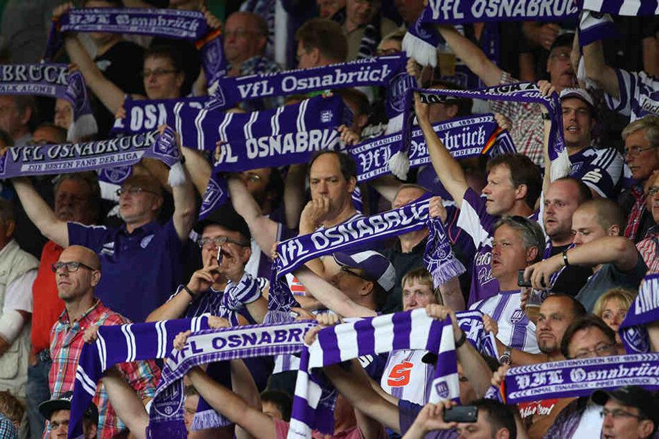 Der DFB hat Ermittlungen gegen den VfL Osnabrück aufgenommen.