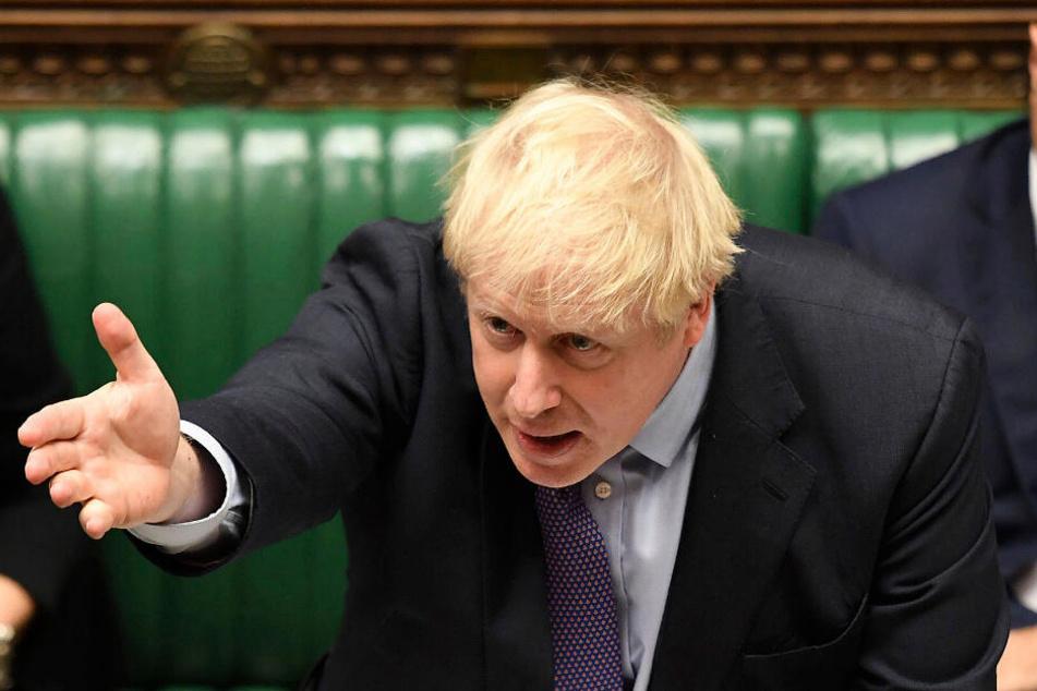 Wieder eine herbe Schlappe für Premier Boris Johnson.