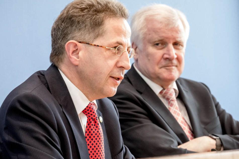 Wegen Maaßen-Beförderung: Seehofer kickt SPD-Mann raus