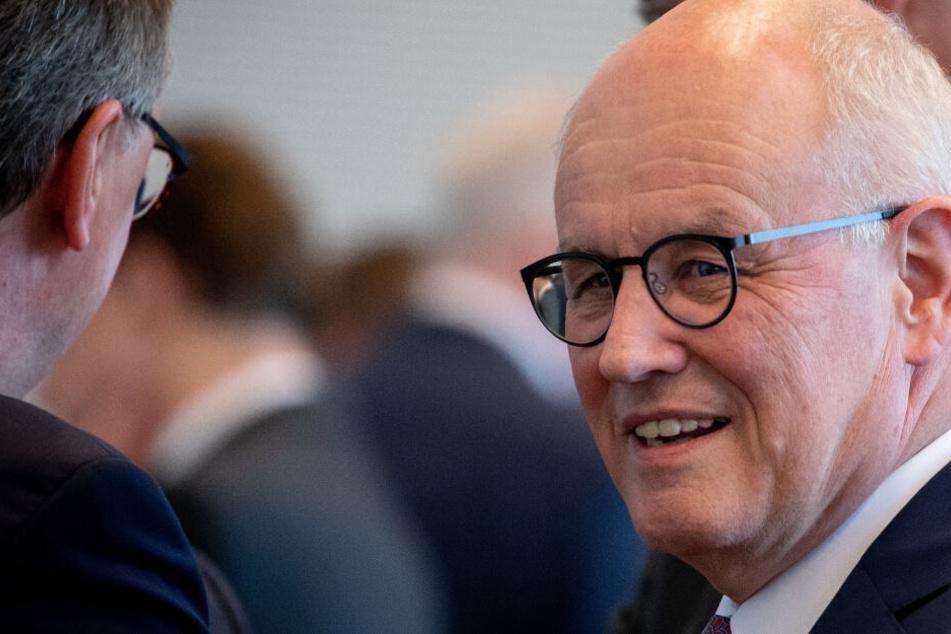Nach Sturz von der Spitze: So geht's CDU-Mann Volker Kauder heute