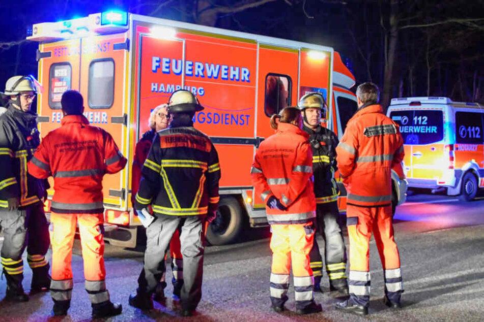 Der Rettungsdienst konnte den Fußgänger nicht retten.