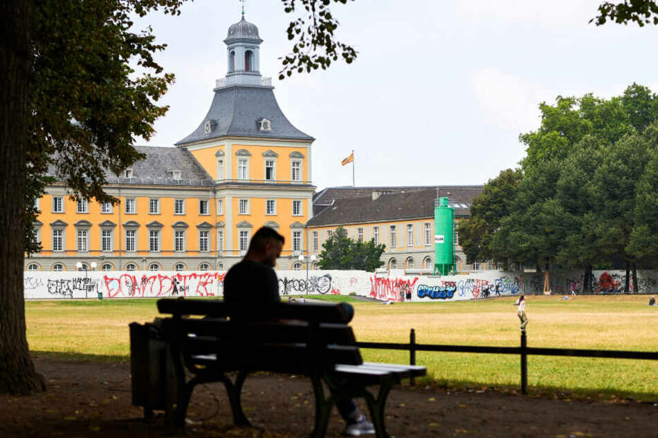 Polizei erwischt Drogendealer am Bonner Hofgarten