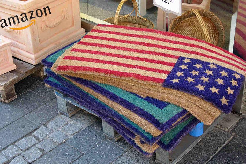 Andere Länder scheinen keine Probleme mit Flaggen und Matten zu haben...