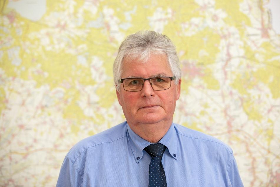 Freut sich auf Ideen seiner Görlitzer Landkreis-Bewohner: Landrat Bernd Lange (65, CDU).