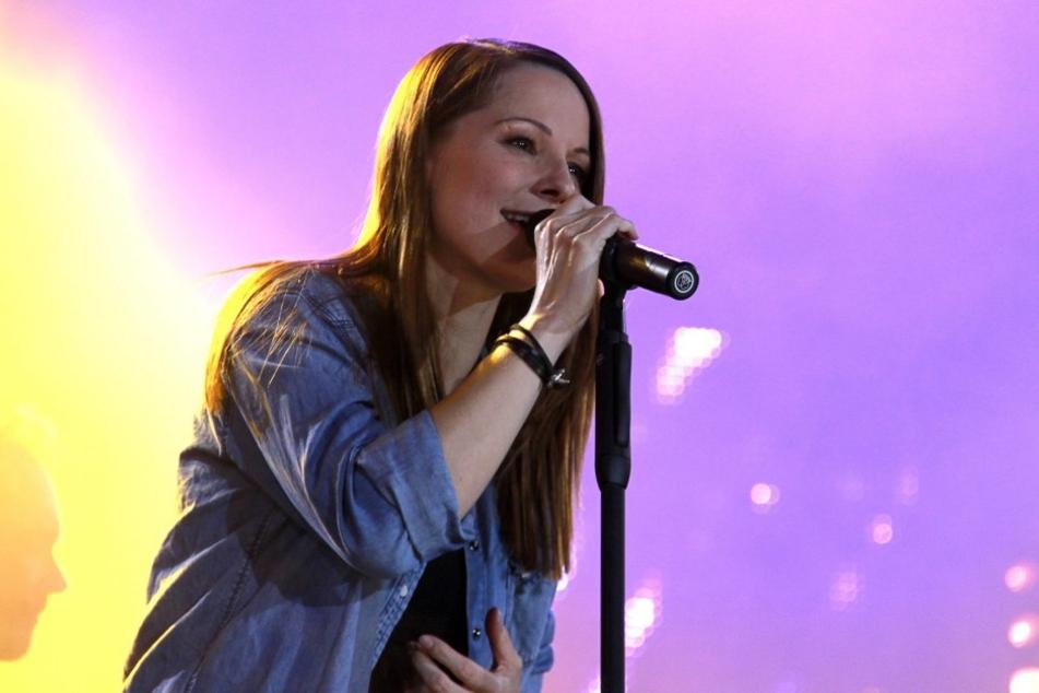 Popsängerin Christina Stürmer (34) ist ein Coach der Show.