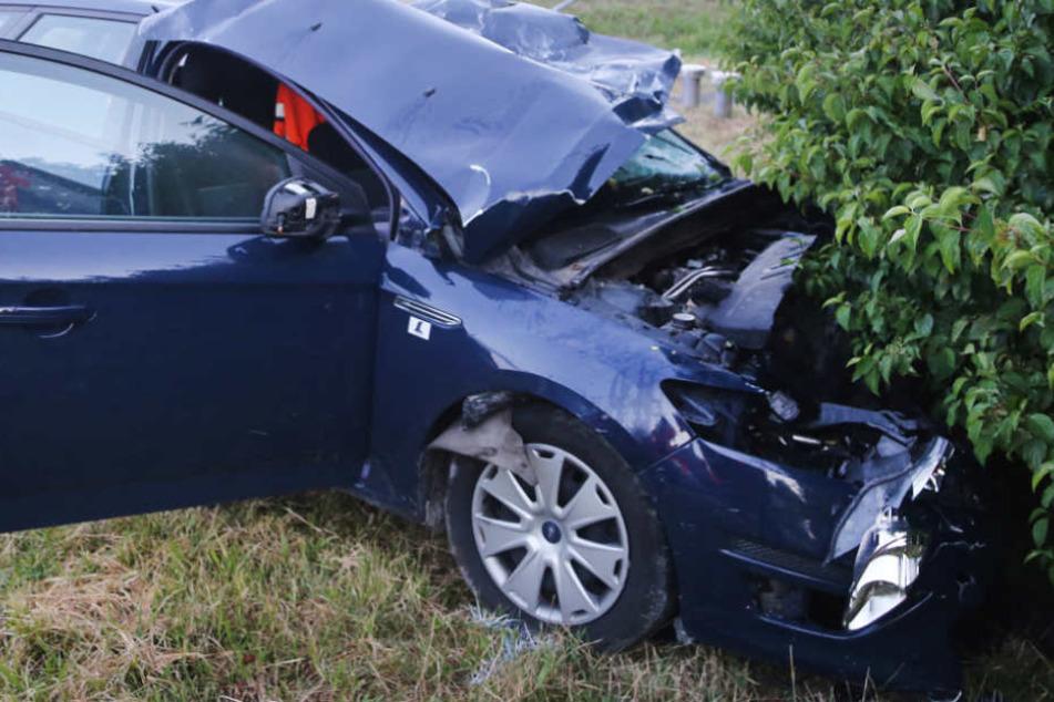 Stand der Fahrer und Drogeneinfluss? (Symbolfoto)