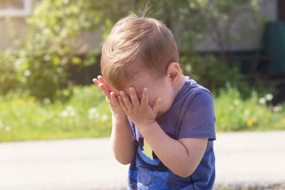 Der kleine Junge wurde auf einem Campingplatz von seinem Vater verprügelt. (Symbolbild)
