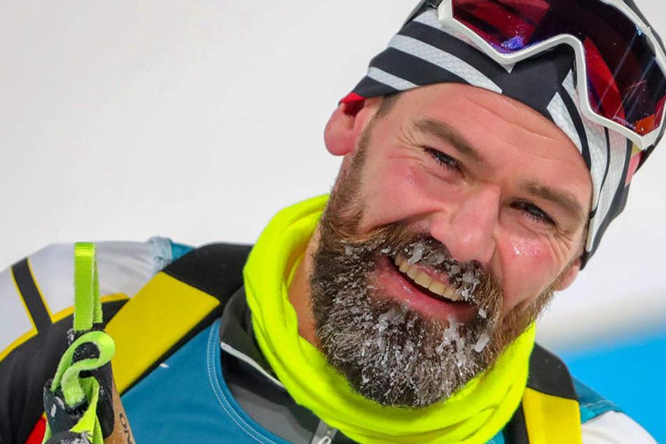 Michael Rösch (34) versteigert für den guten Zweck.
