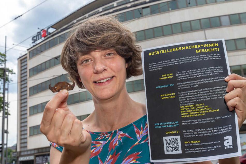 Chemnitzer smac sucht Ideen: Städter werden Fall fürs Museum