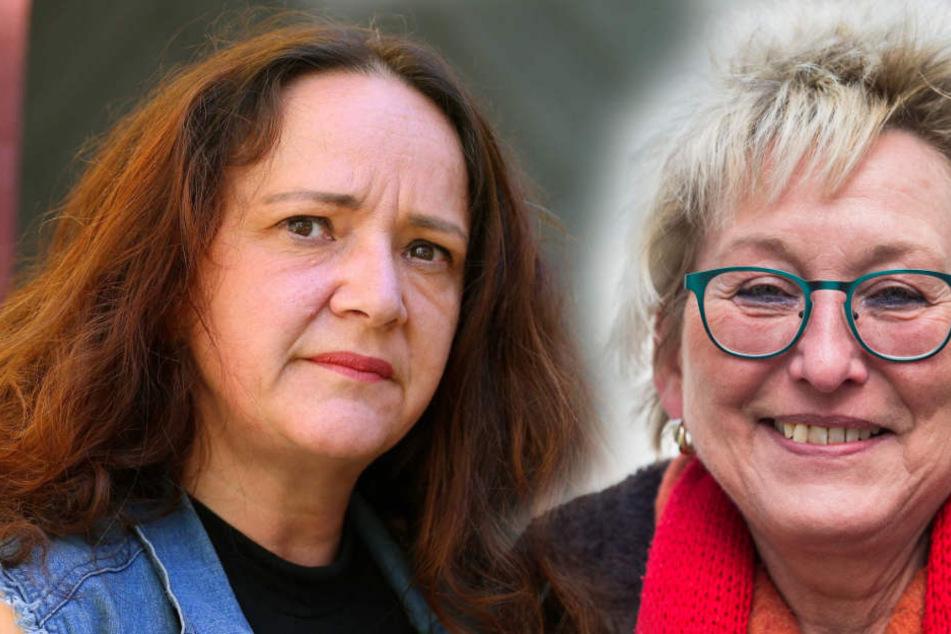Simone Barrientos (55) und Eva Bulling-Schröter (62) stellen sich zur Wahl um den weiblichen Vorstandsposten der Linken in Bayern.