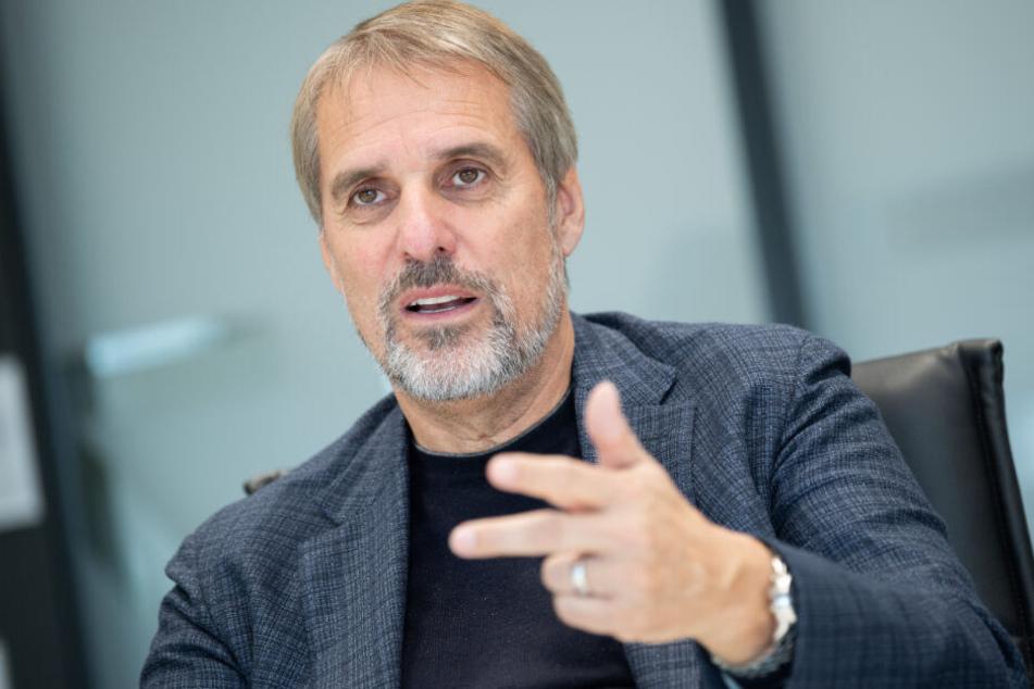Daimler-Personalvorstand Wilfried Porth.