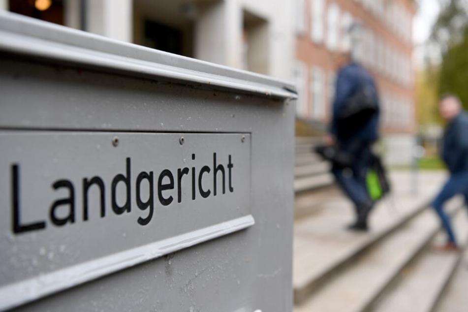 Der Prozess findet vor dem Landgericht in Kiel statt. (Symbolbild)