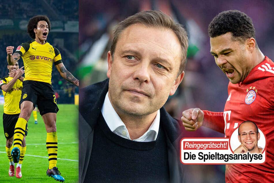 Das unterscheidet BVB und Bayern! Hannover mit Verzweiflungstat