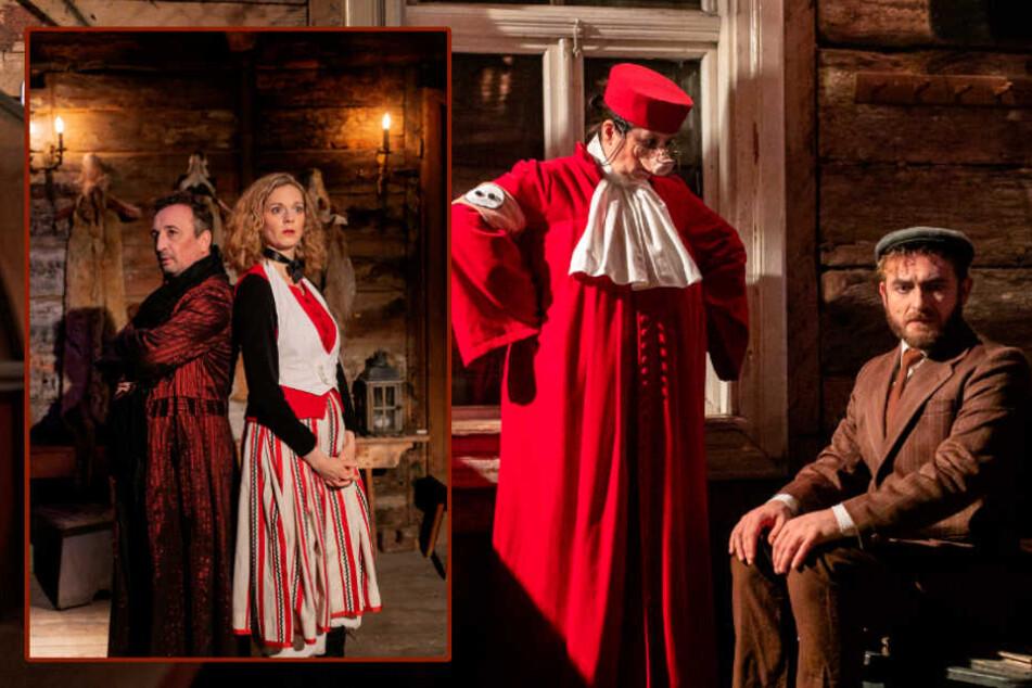 Premiere in der Märchenhütte! Doch Baustadtrat Gothe kündigt juristische Schritte an