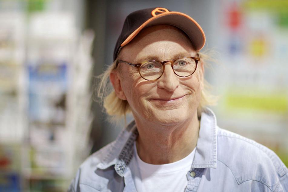 Komiker Otto Waalkes (69) könnte sich verplappert haben.