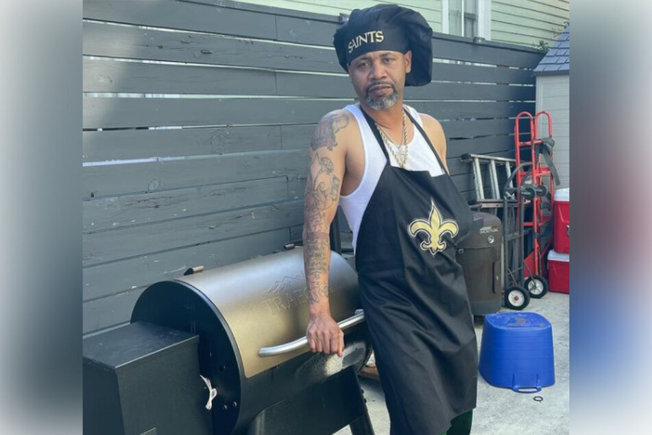 Juvenile went viral in May for an Instagram post showing him grilling and chilling.