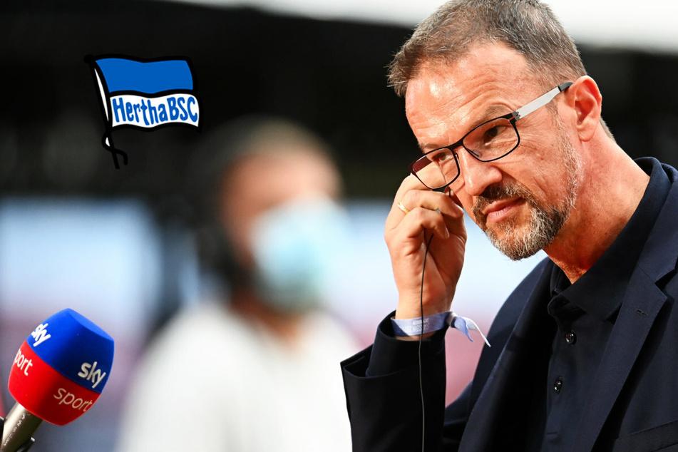 """Hertha-Manager Fredi Bobic schäumt nach 0:6-Schmach gegen RB Leipzig: """"Möchte ich nicht mehr sehen"""""""