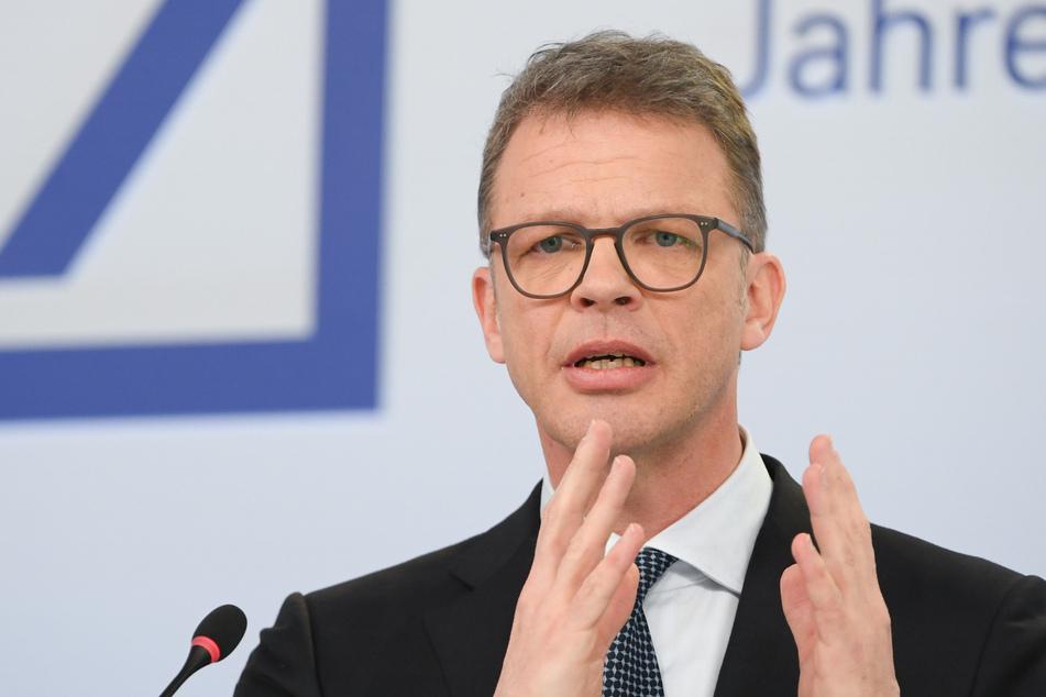 Deutsche Bank Konzernchef Christian Sewing (50). (Archivbild)