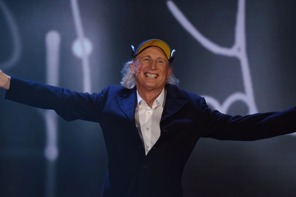 Kult-Comedian Otto Waalkes (72) kommt im November in die Chemnitzer Stadthalle.