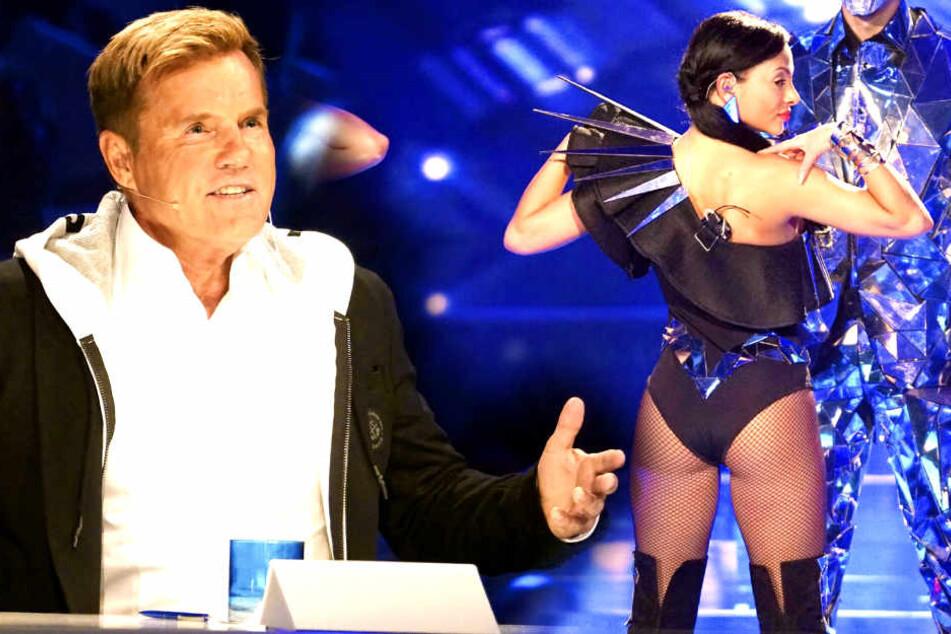 Dieter Bohlen (64) wetterte am Samstagabend ordentlich gegen Emilija Mihailova (29).