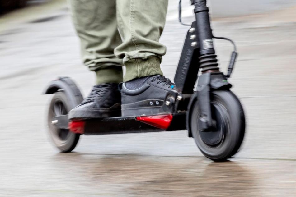 E-Scooter sind seit zwei Wochen in Berlin zugelassen.