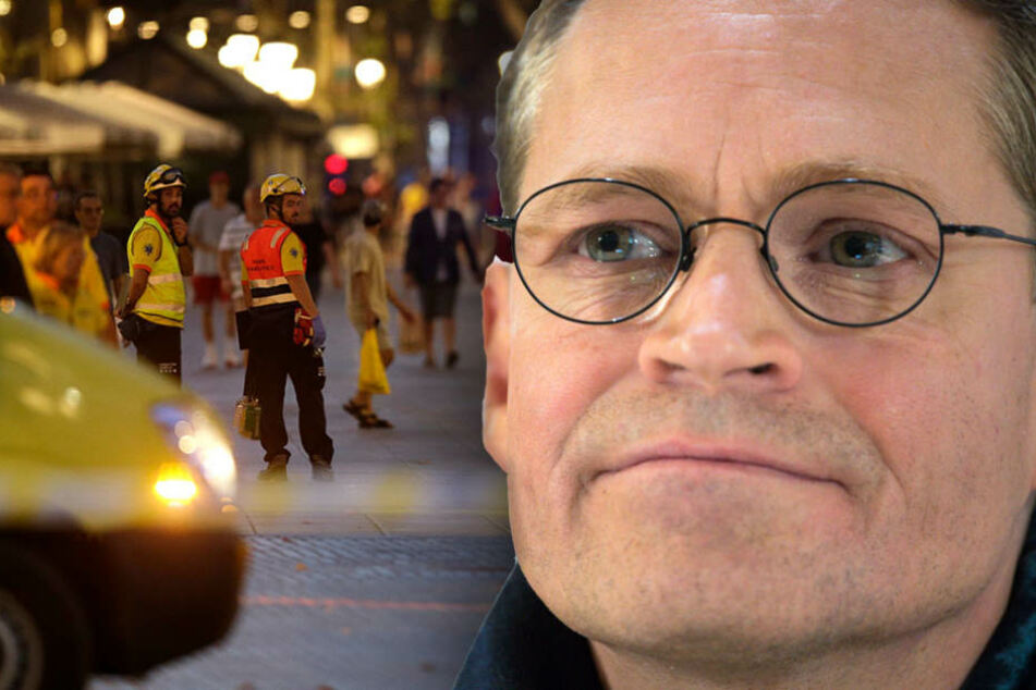 Bürgermeister Michael Müller bekundete noch am Donnerstag sein Beileid.