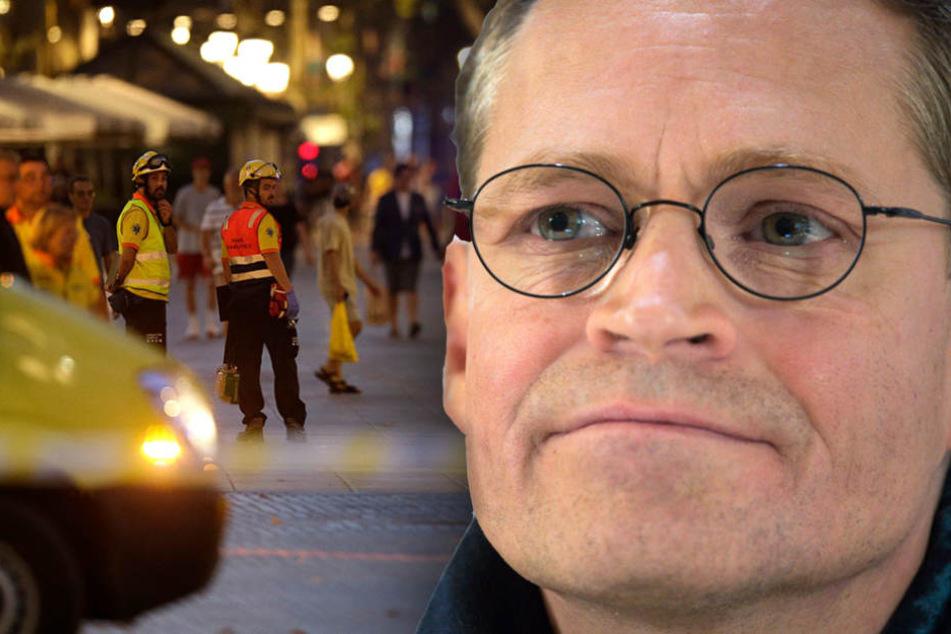 Terroranschlag in Barcelona: Das sagt Michael Müller