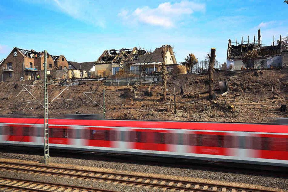 Sechs Monate nach Großbrand an ICE-Strecke: Bleibt die Ursache ungeklärt?