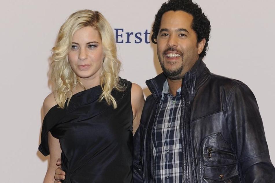 Ein Bild aus glücklichen Tagen: Jasmin Tawil (36) mit Ex-Partner Adel Tawil (39).