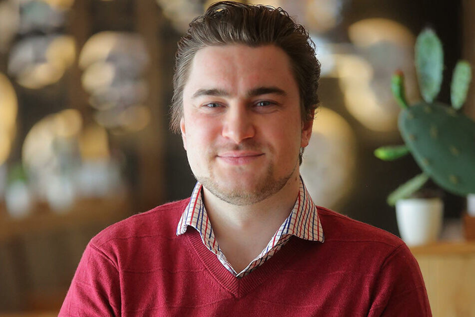 """Mihai Roman (25) aus Dresden: """"Ich würde gern noch mal mitmachen!"""""""