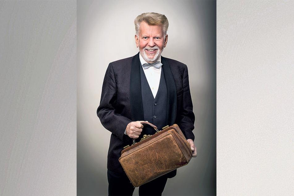 Am Sonntag zaubert Dr. Peter Kersten (75) zum Ostalgie-Brunch.
