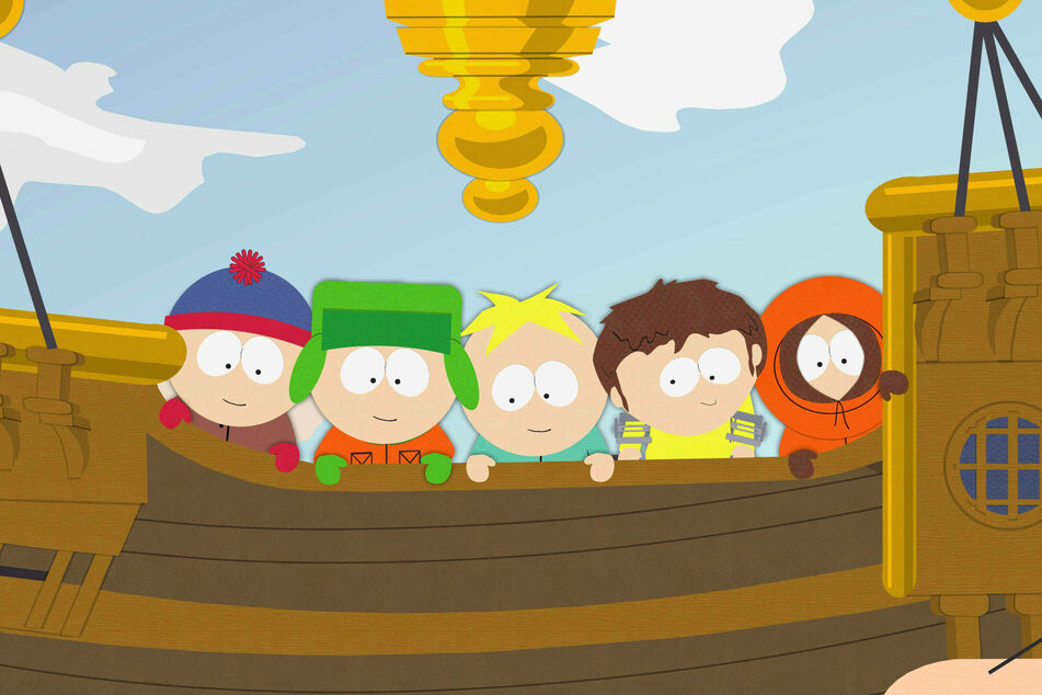 South Park creators ink massive deal which also includes 14 movies